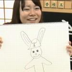 藤田綾画伯が新作「ジャビットくん」を発表したようです