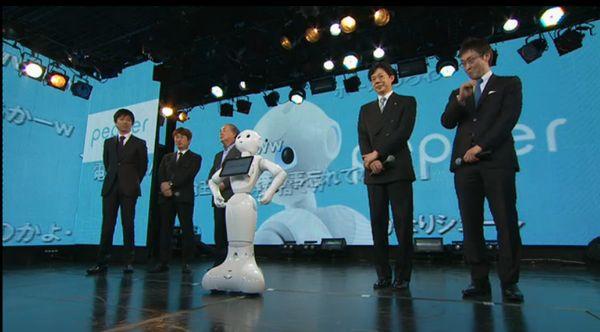 電王戦の振り駒はロボットのペッパー