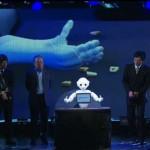 電王戦の振り駒はなんとロボットのペッパー → 山崎叡王ポカーン
