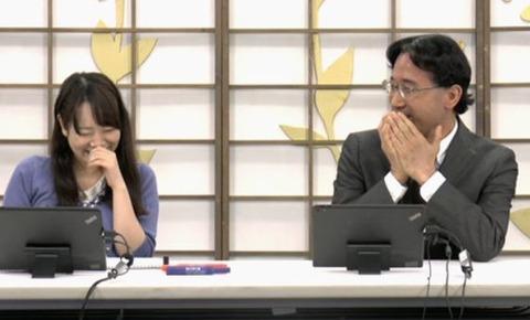 藤田綾画伯と深浦さん